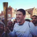 Guy Watts/Streetscape: Olympic torch relay 2012.