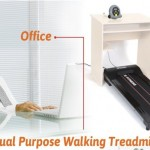 Russell Hitchings: Indoor treadmill