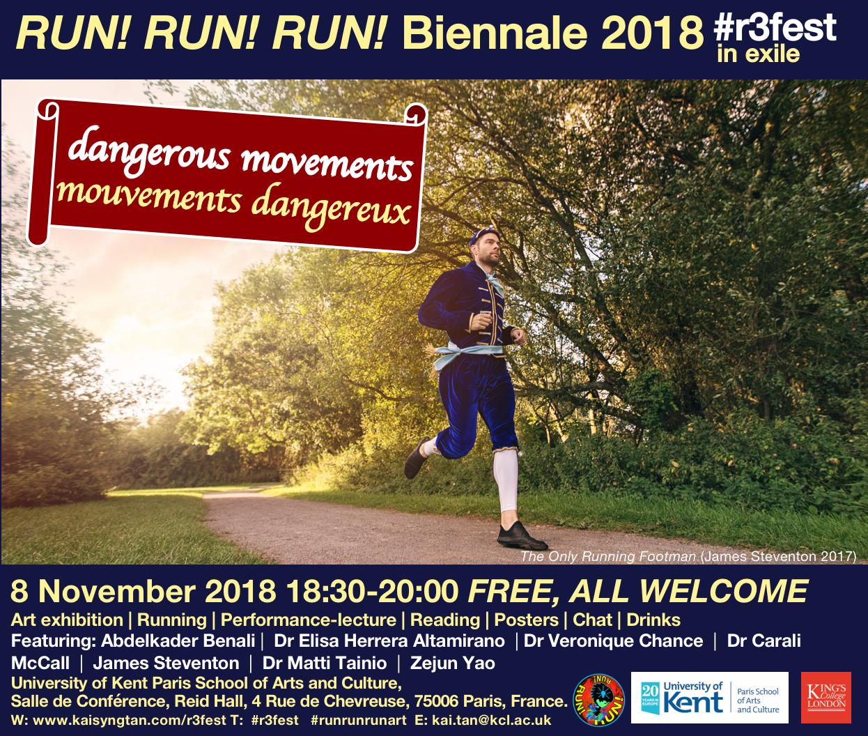 RUN RUN RUN Biennale
